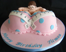 Naughty Bday Cake Images : Oggys Naughty Cakes Lichfield Staffordshire