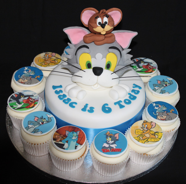 Cake Designs Cartoon : 1000+ images about Birthday cakes on Pinterest